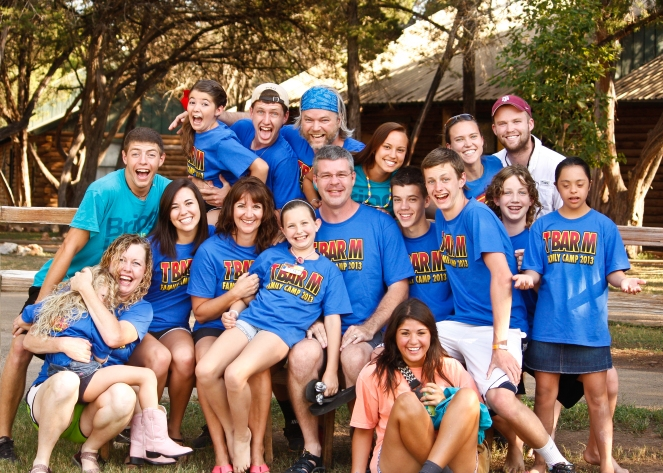 TbarM Family Camp, 2013